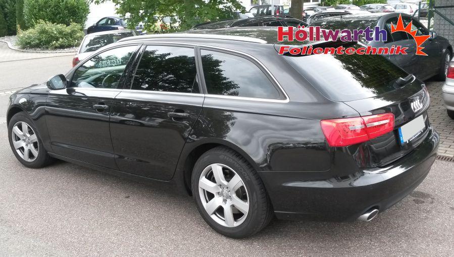 Toenungsfolie für Audi A6 C7