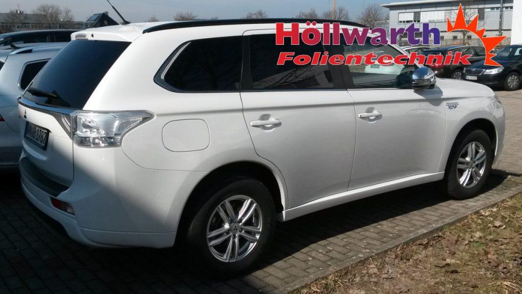Mitsubishi Outlander Toenungsfolie