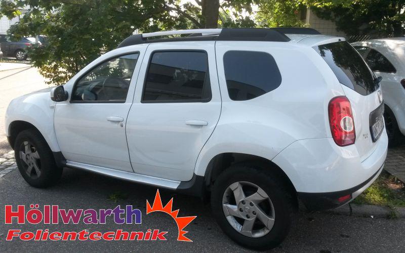 folierter Dacia Duster