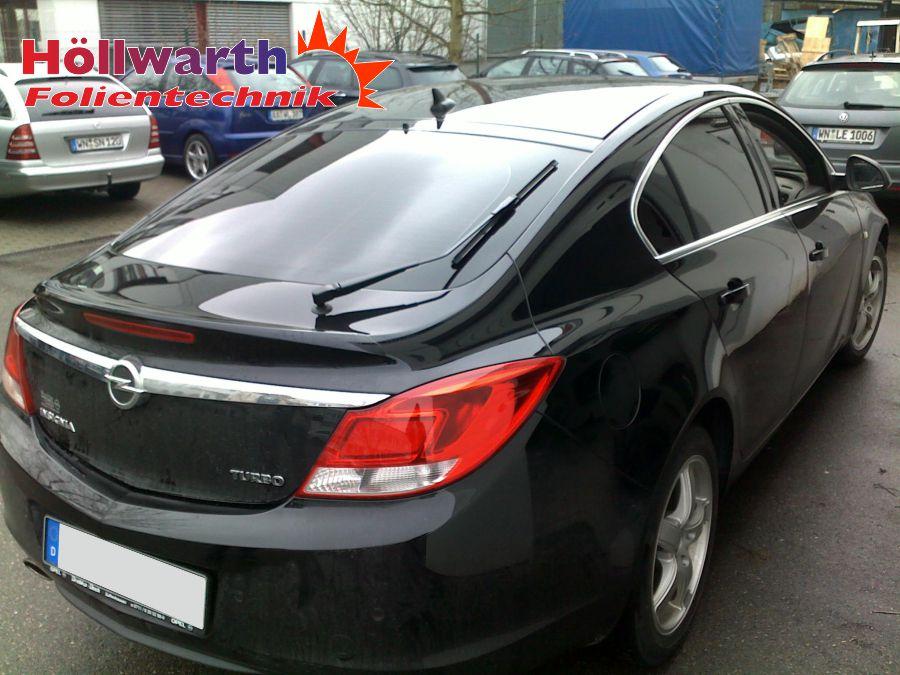 Sonnenschutzfolie Opel Insignia