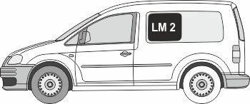 Caddy 2015 LM2
