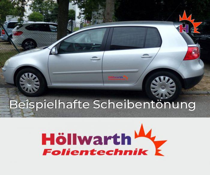 Passgenaue Tönungsfolie für Ihren VW Golf V fünftuerig