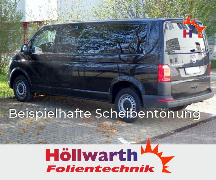 VW T6 passgenaue Tönungsfolie
